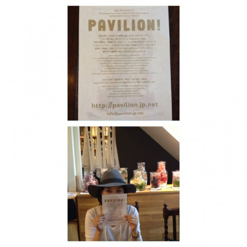 """PAVILION!"" EXHIBITION !"