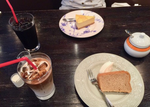 Meeting & Sweets♡