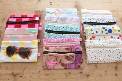 New!! Sunglasses pouch