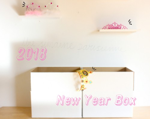 """2018″ NEW YEAR BOX"