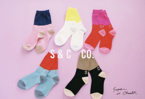 "NEW SOCKS ""S & C CO."""